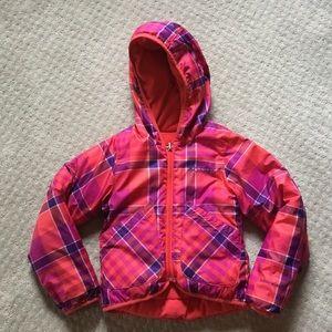 Reversible Columbia coat